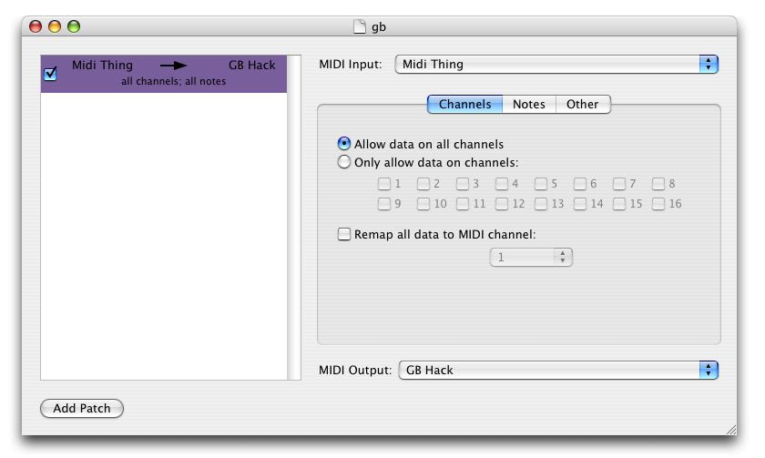 Importing MIDI Files into GarageBand